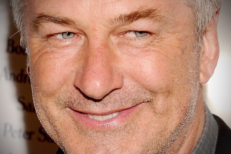 "Actor Alec Baldwin attends the premiere of Sony Pictures Classics' ""Blue Jasmine"" hosted by SK-II and Quintessentially Lifestyle at the Museum of Modern Art on Monday, July 22, 2013 in New York. (Photo by Evan Agostini/Invision/AP)"